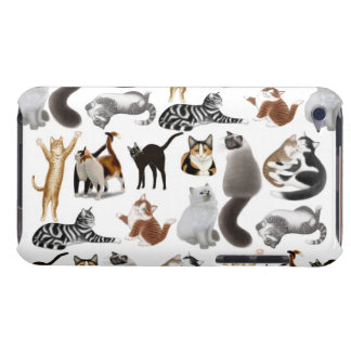 I Love Cats iPod Touch Case