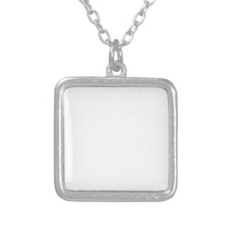 I love cats silver plated necklace