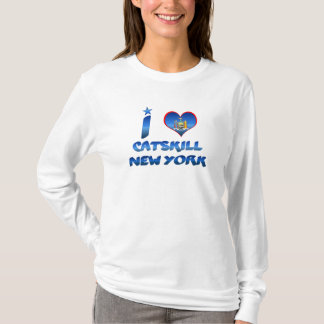 I love Catskill, New York T-Shirt