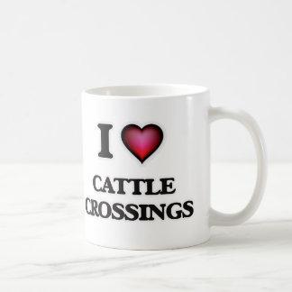 I love Cattle Crossings Coffee Mug