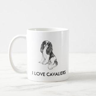 I love Cavaliers Mug
