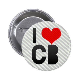 I Love CB Buttons