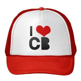 I Love CB Hats