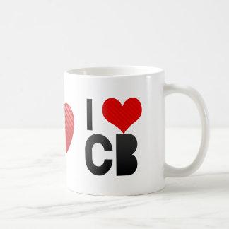 I Love CB Mugs