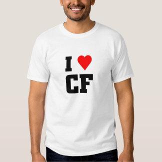 I love CF T-shirt