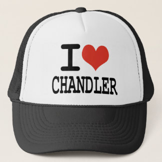 I love Chandler Trucker Hat