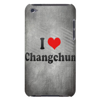 I Love Changchun, China iPod Case-Mate Cases