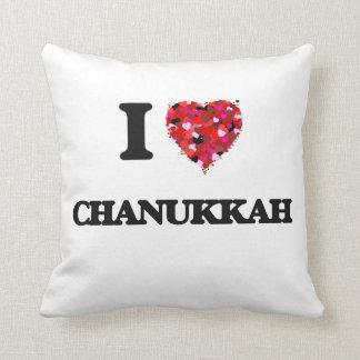 I love Chanukkah Cushion