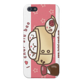 i love char siu bao iphone case case for iPhone 5/5S