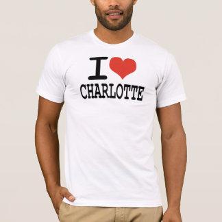I love Charlotte T-Shirt