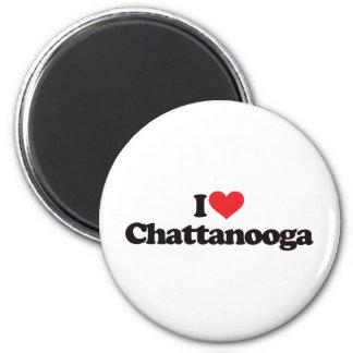 I Love Chattanooga Magnet