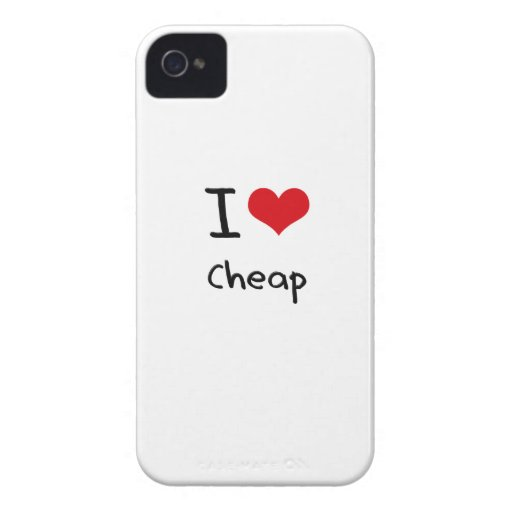 I love Cheap iPhone 4 Cases