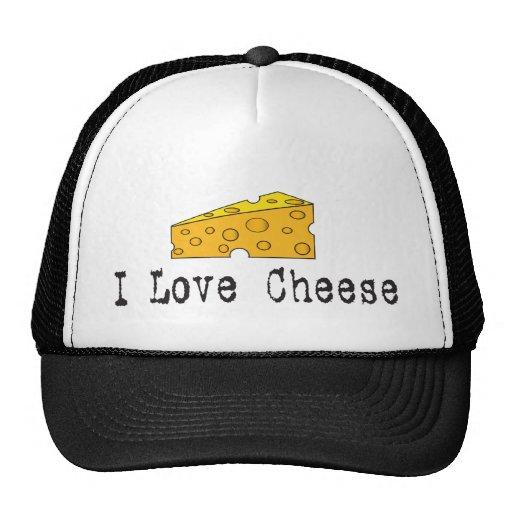 I Love Cheese Hat