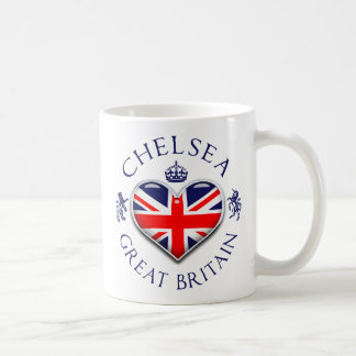 I Love Chelsea Coffee Mug