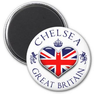 I Love Chelsea Magnet