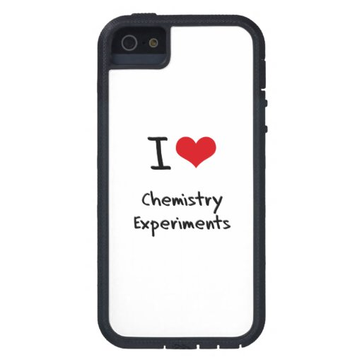 I love Chemistry Experiments iPhone 5 Covers