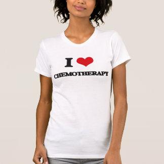 I love Chemotherapy Tee Shirts