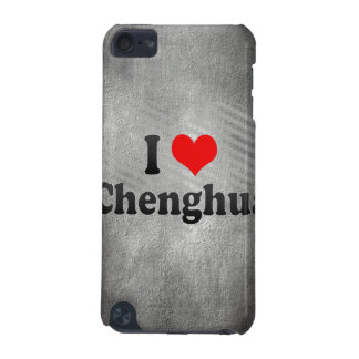 I Love Chenghua, China iPod Touch (5th Generation) Case