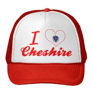 I Love Cheshire, Massachusetts Hat