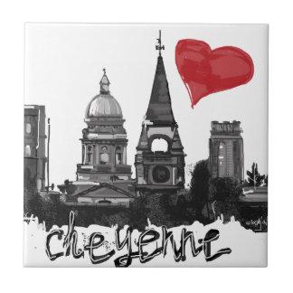 I love Cheyenne Tile
