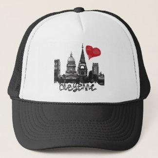 I love Cheyenne Trucker Hat