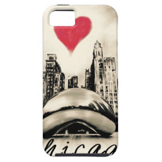 I love Chicago iPhone 5 Cover