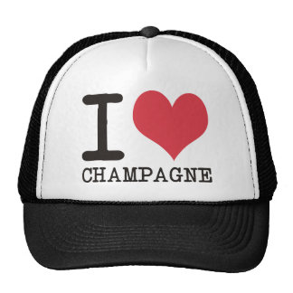 I Love Chicken - Champagne - Cocktail Products! Cap