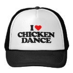 I LOVE CHICKEN DANCE CAP