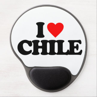 I LOVE CHILE GEL MOUSE PADS