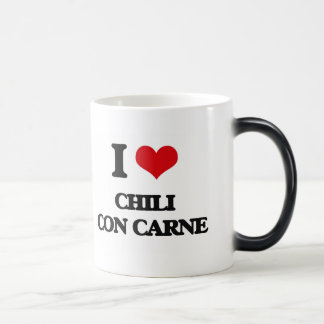 I love Chili Con Carne Coffee Mug