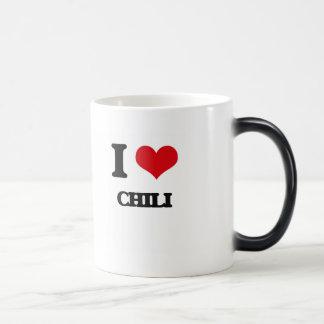I love Chili Coffee Mug