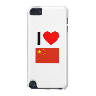 i love china iPod touch 5G cases