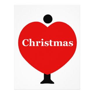 I Love Christmas Custom Flyer