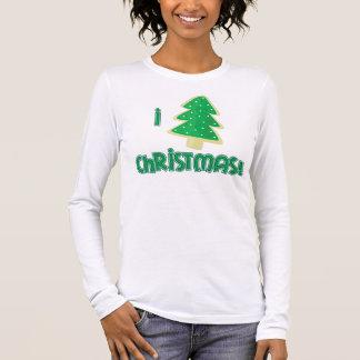 I love Christmas! Long Sleeve T-Shirt