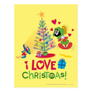 I Love Christmas - MARVIN THE MARTIAN™