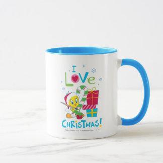 I Love Christmas - TWEETY™ Mug