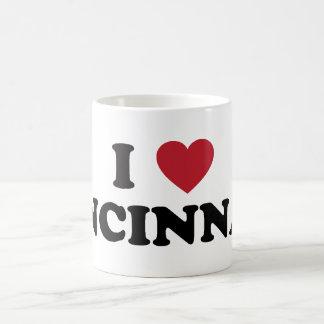 I love Cincinnati Ohio Coffee Mug