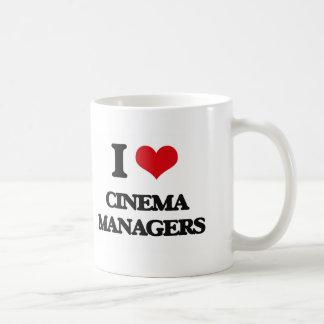 I love Cinema Managers Coffee Mugs