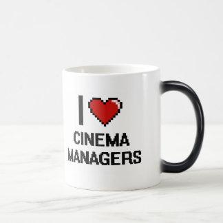I love Cinema Managers Morphing Mug
