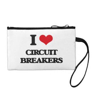 I love Circuit Breakers Change Purse