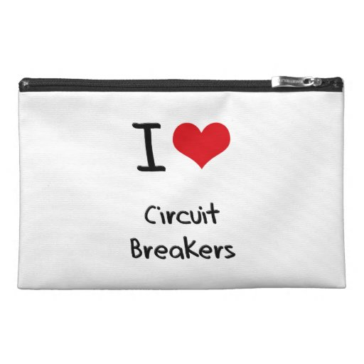I love Circuit Breakers Travel Accessories Bags
