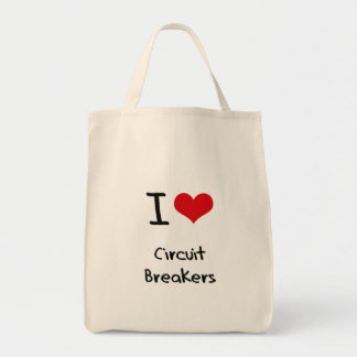 I love Circuit Breakers Canvas Bag