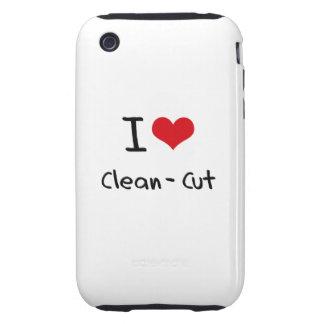 I love Clean-Cut iPhone 3 Tough Case