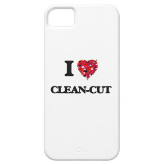 I love Clean-Cut Case For The iPhone 5