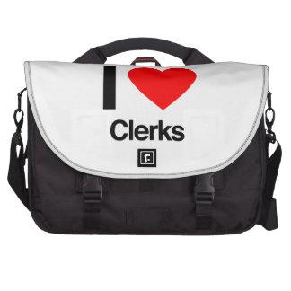 i love clerks computer bag