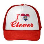 I Love Clever, Missouri Hats