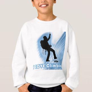 I Love Climbing Soupy Sweatshirt