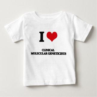 I love Clinical Molecular Geneticists Shirt