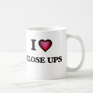 I love Close-Ups Coffee Mug