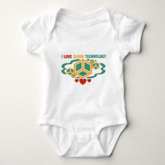 I Love Cloud Technology T-shirts